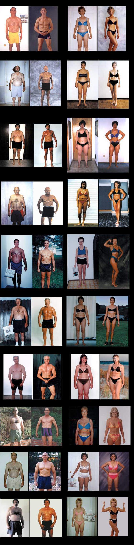 12 Week Fitness Programs