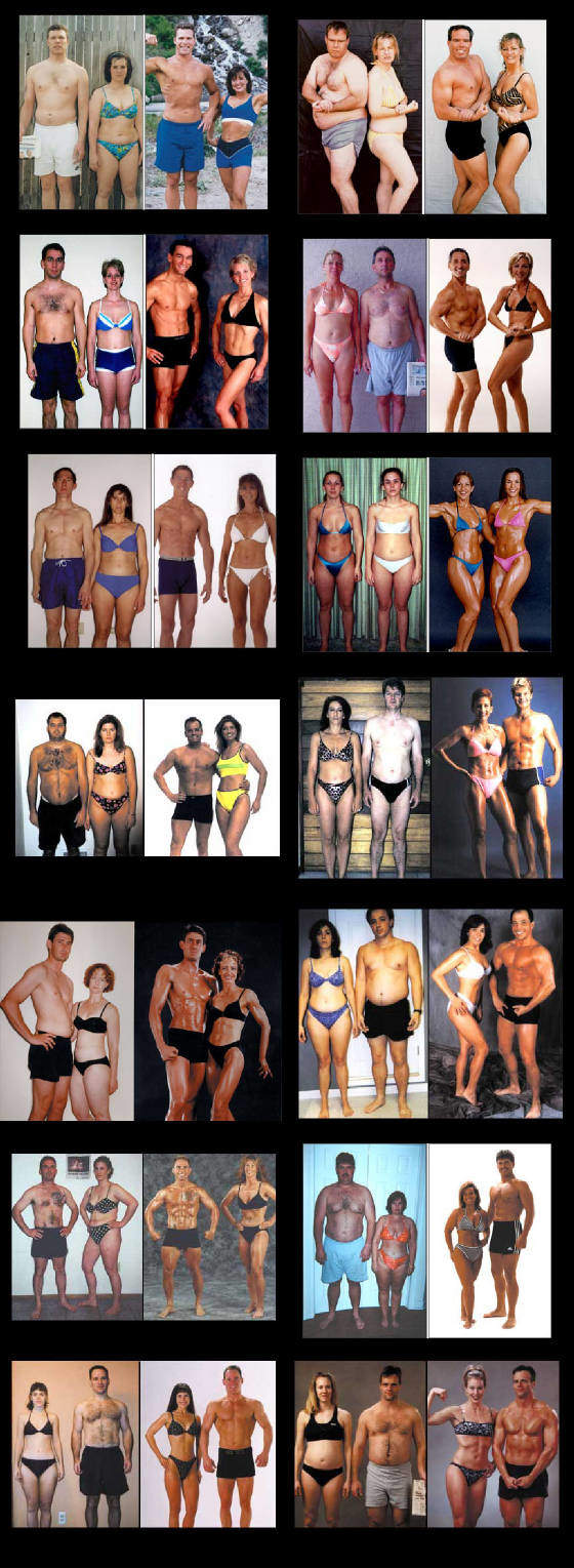 Couples Personal Training CT