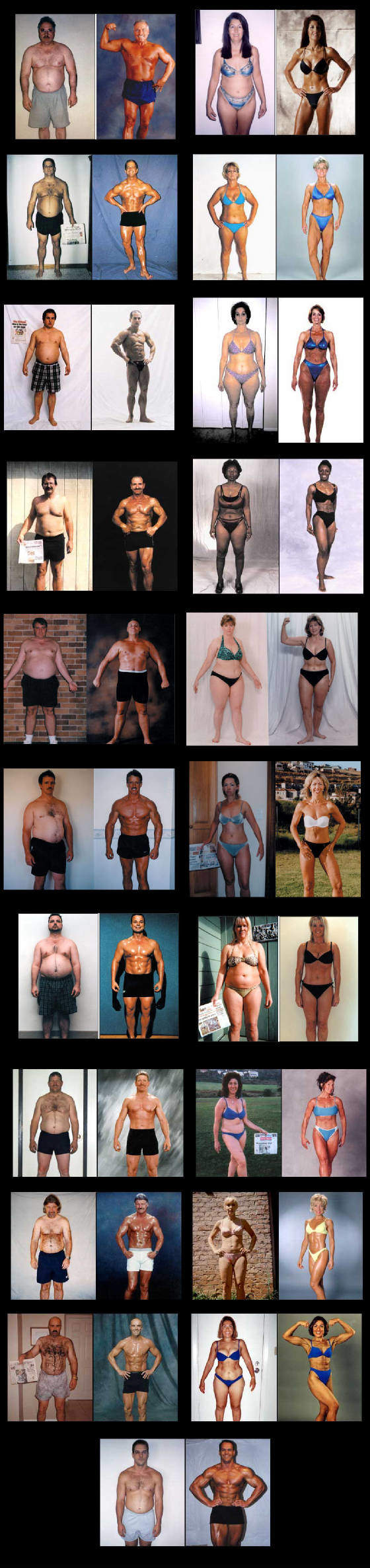 12 Week Fitness Programs