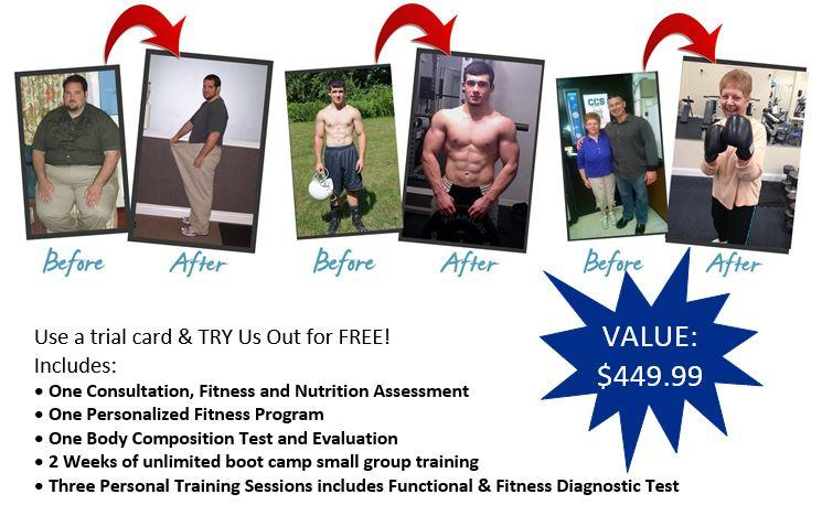 In Home Personal Trainer CT