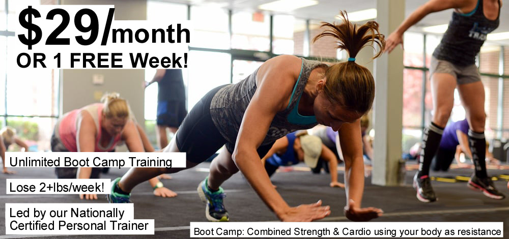Affordable Fitness Boot Camps
