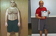 CT Personal Trainer Fitness Transformations