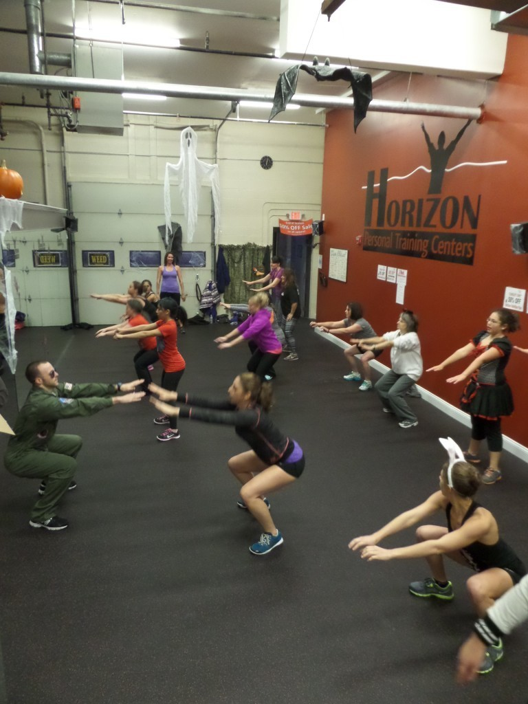 Personal Training in Connecticut