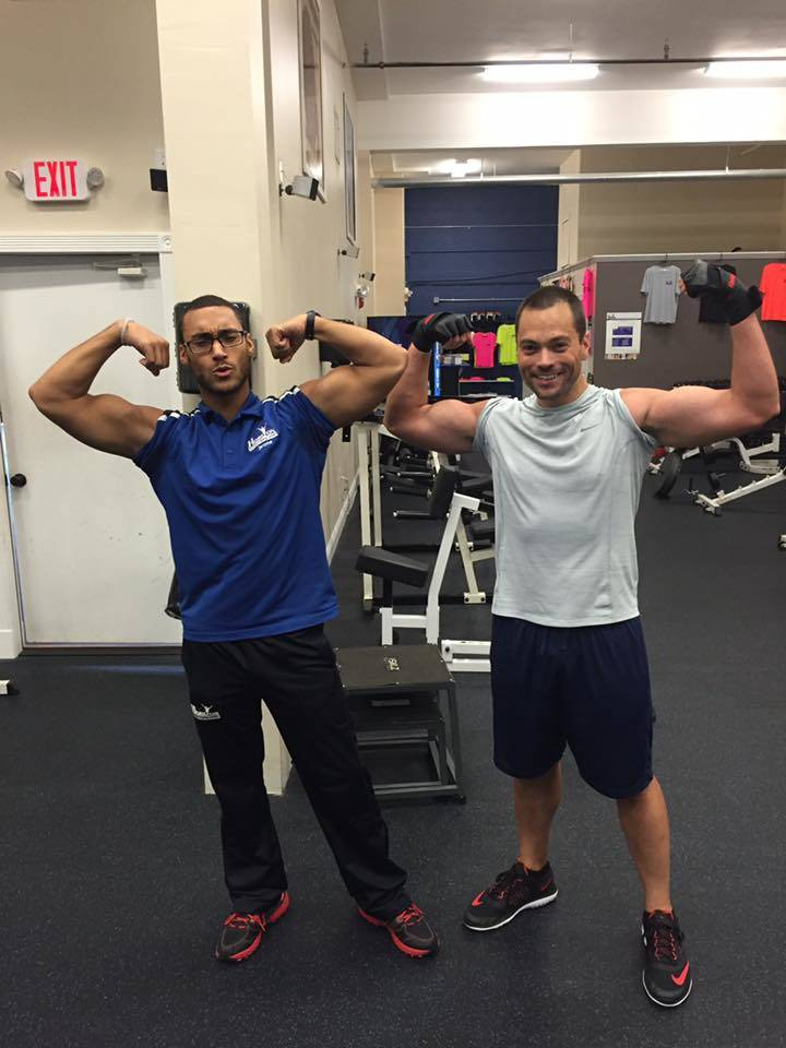 CT Personal Trainer Jerome on How to Lose Weight