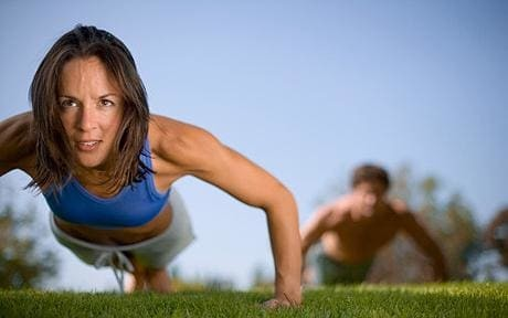 The Move Everyone Loves to Hate: The Push-Up CT Personal Trainer