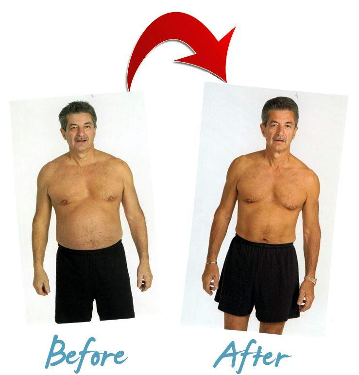Before and After Personal Training Connecticut