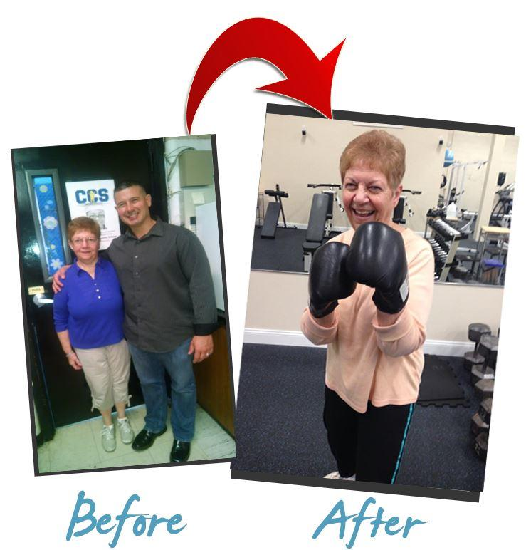 Senior Citizen Personal Trainers in CT