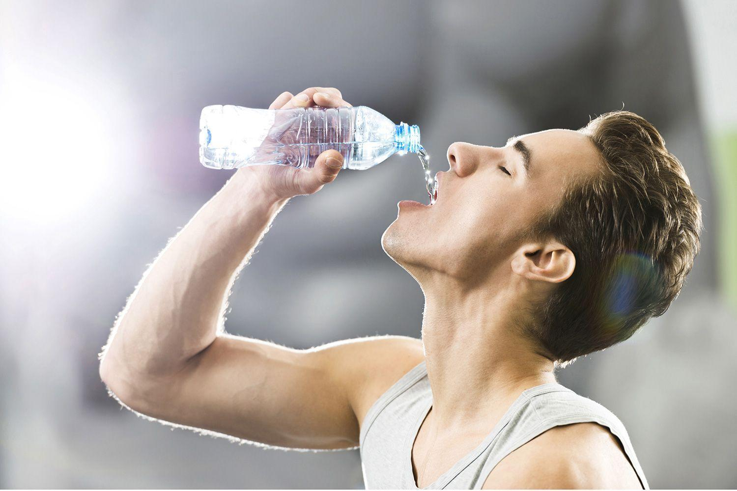 Water is your FRIEND! By a CT Certified Personal Trainer!