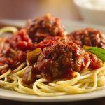 Classic Favorite Spaghetti and Meatballs
