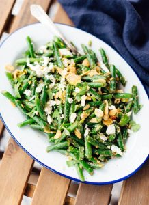 Easy To Make Green Bean, Egg and Quinoa Salad