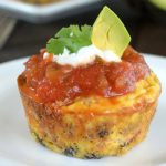 Easy to Make Taco Egg Muffins