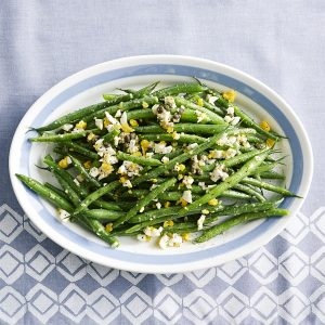 Easy to Make Tangy Green Beans