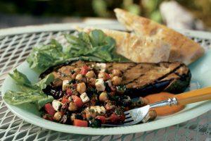 Easy to make Eggplant Steak