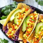 Fast & Healthy Fish Tacos