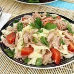 Flat Abs Pasta Salad