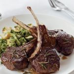 Flavorful Rosemary Lamb Chops