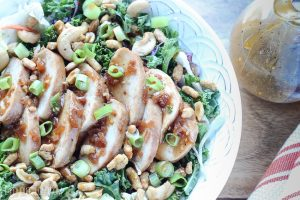 Flavorful Sesame Chicken Salad