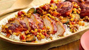 Flavorful Spicy Southwest Chicken