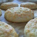 Gluten Free Egg White Biscuits