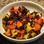 Great Combination Lentil Fruit Salad