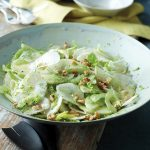 Healthy Fennel, Celery and Green Apple Slaw
