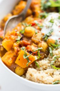 Healthy Flavorful Moroccan Stew