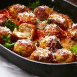 Ground turkey meatballs are an excellent option for lean protein. Paired with olives and Italian seasoning, these put a new twist on classic meatballs to give you variety in your diet. Pair them with a side of vegetables for a healthy and savory meal.