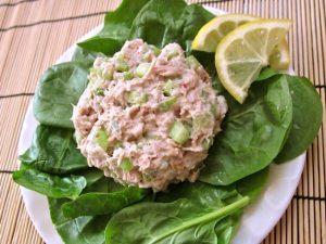 Healthy & Pickled Egg Tuna Salad