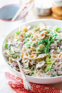 Healthy Seasonal Chicken Salad Recipe