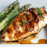 Healthy and Filling Honey Grilled Chicken