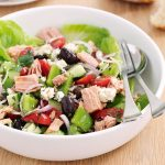 Healthy and Simple Tuna Salad