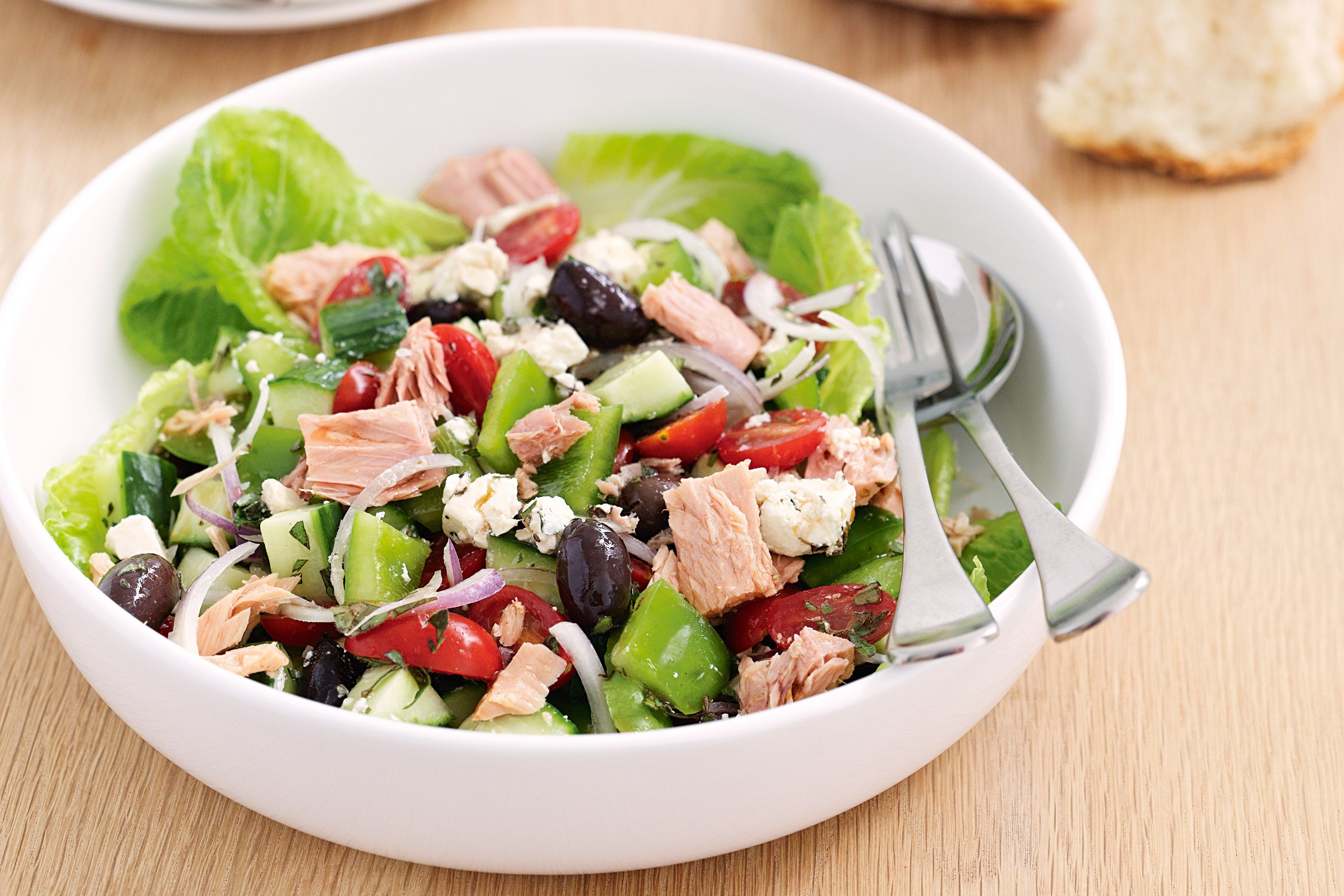 Healthy And Simple Tuna Salad Horizon Personal Training Nutrition