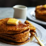 Protein Packed Pumpkin Pancakes