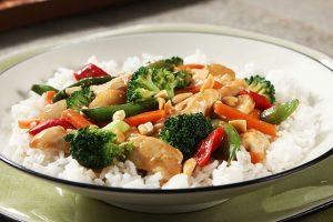 Quick & Easy Chicken Stir Fry
