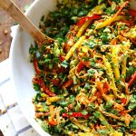 Quick & Easy Sesame Chopped Salad