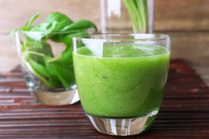 Quick Snack Veggie Power Juice