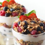 Quick and Easy Breakfast Protein Parfait