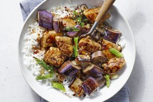 Quick and Easy Japanese Chicken Stir Fry