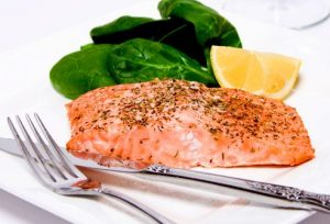 Quick and Healthy Baked Salmon