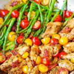 QuickEasy Chicken and Veggie Dinner