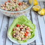 Recommended Healthy Mediterranean Lettuce Wrap