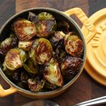 Roasted Brussels Sprouts Crunchy Treat