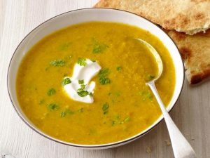 Seasonal Lentil Soup