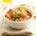 Seasonal Turkey Pumpkin Stew