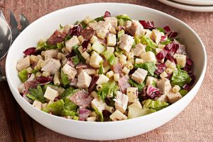 Simple Chopped Chicken Salad