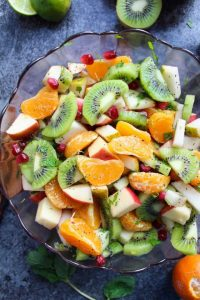 Simple Seasonal Fruit Salad