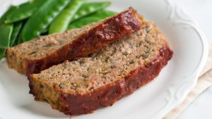 Simple and Healthy Turkey Loaf