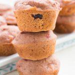 Sugar Free Mini Muffins