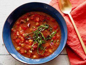 Super Healthy and Yummy Gazpacho