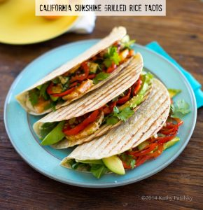 Veggie Stuffed Tacos